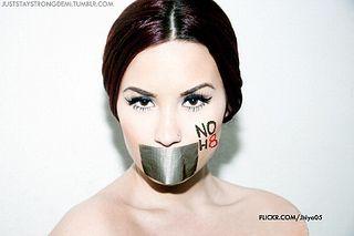 Demi Lovato Tape photo 23