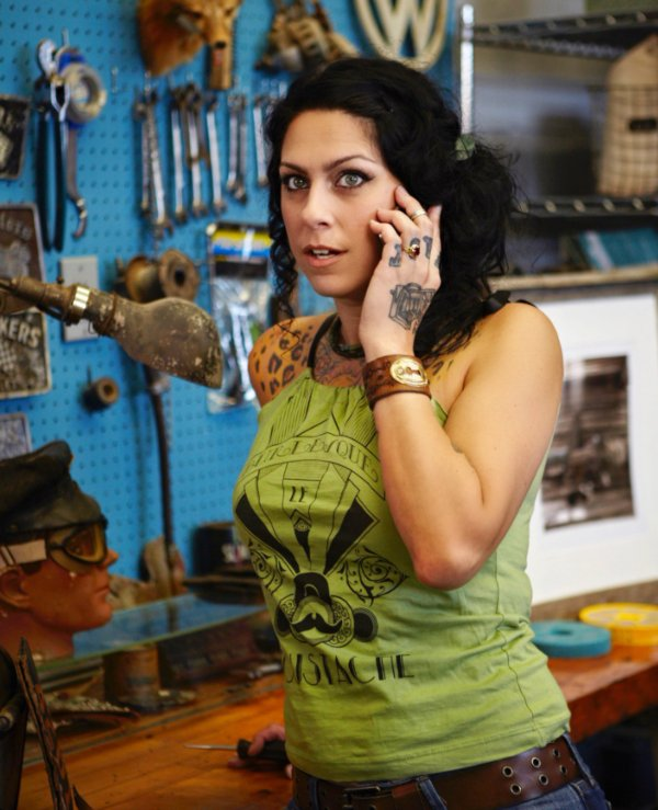Danielle Off Of American Pickers photo 30