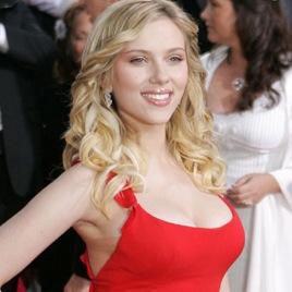 Scarlett Johansson Tit photo 16