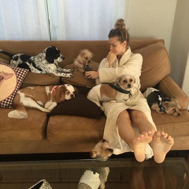 Joanna Krupa Feet photo 15