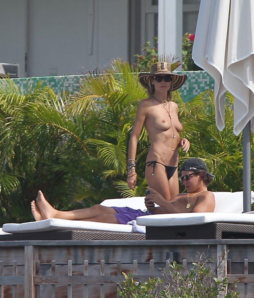 Heidi Klum Naked Photo photo 5