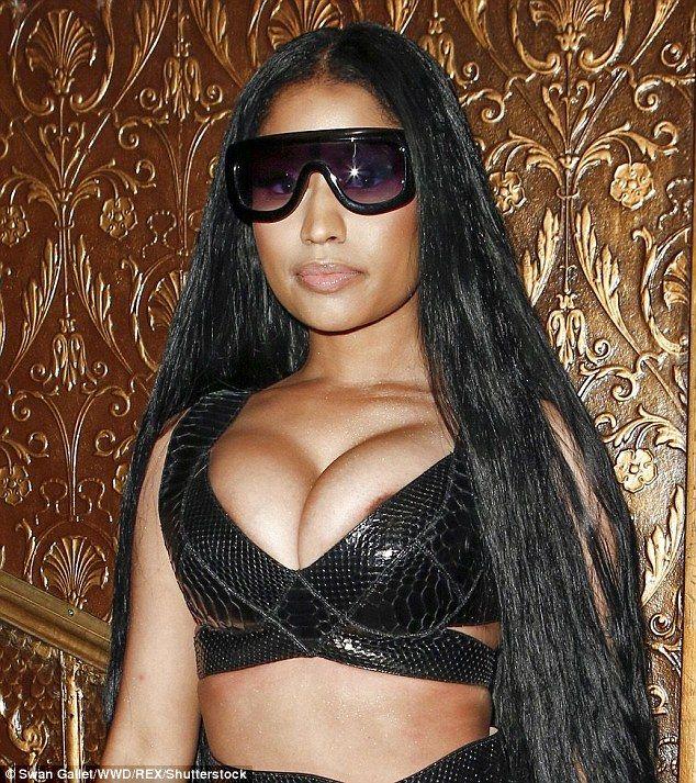 Nicki Minaj Nip Slip 2018 photo 18