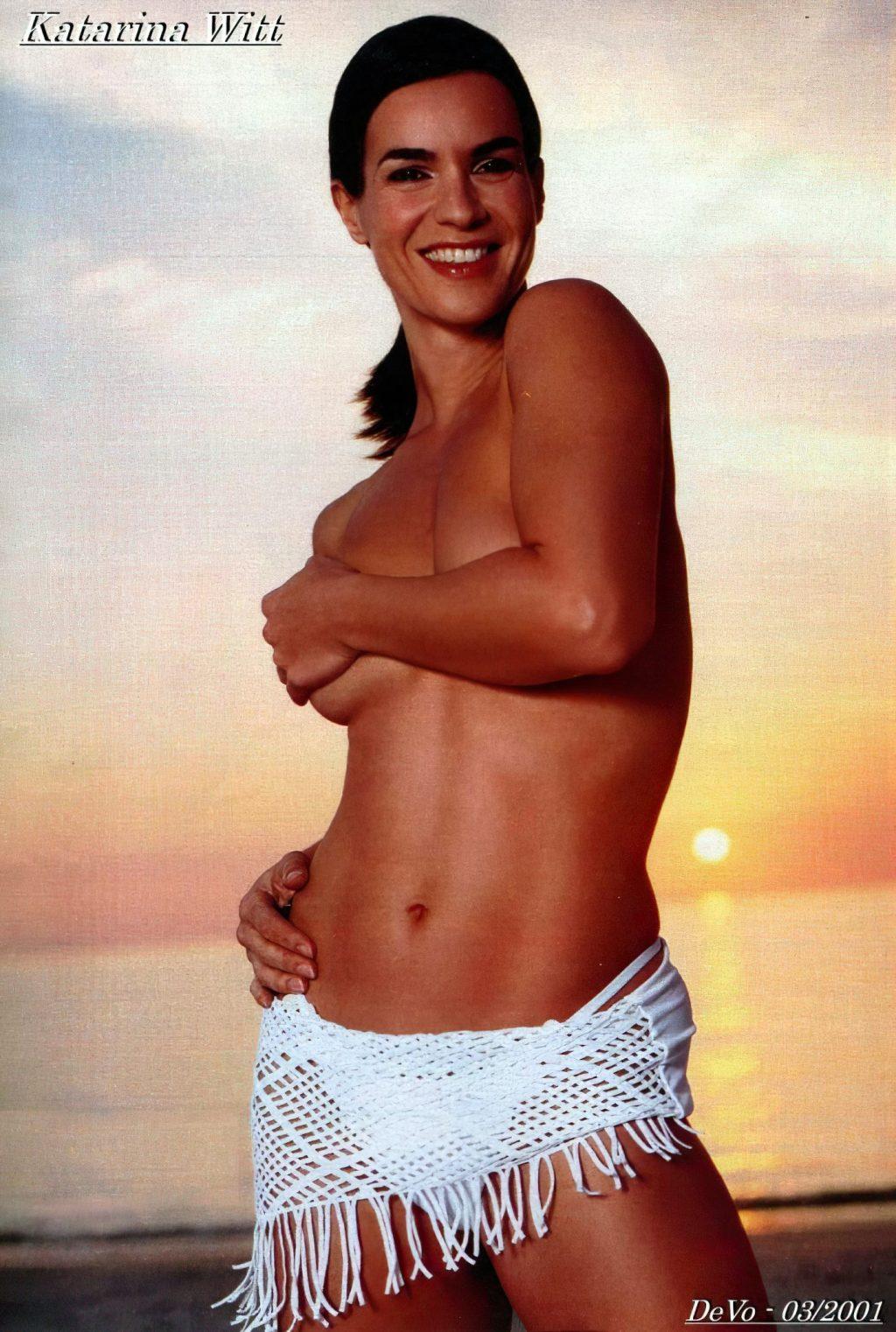 Katerina Witt Naked photo 3