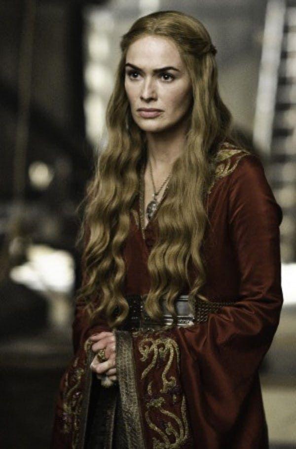 Cersei Lannister Hot Scene photo 22