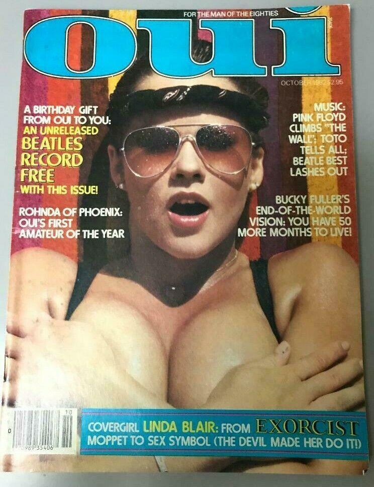 Linda Blair Oui Nude photo 22