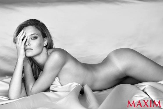 Scarlett Johansson Maxim photo 2