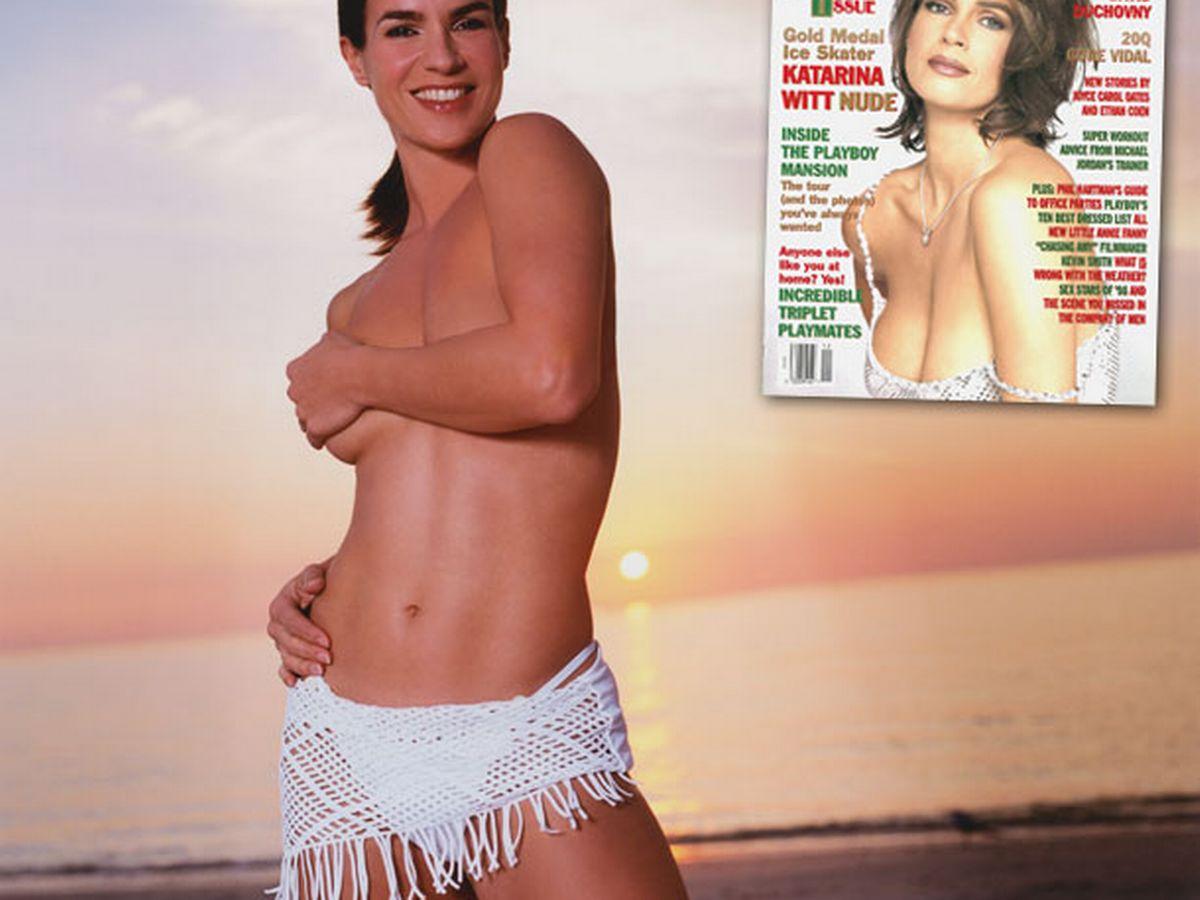 Katerina Witt Naked photo 10