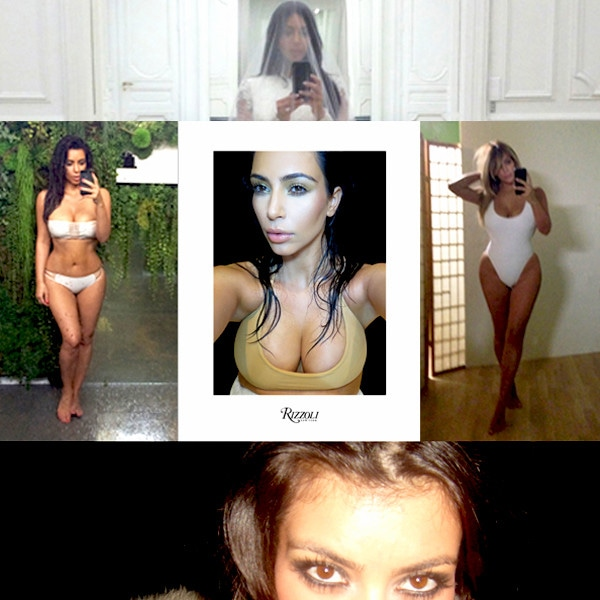 Kim Kardashian Selfish Pictures photo 30