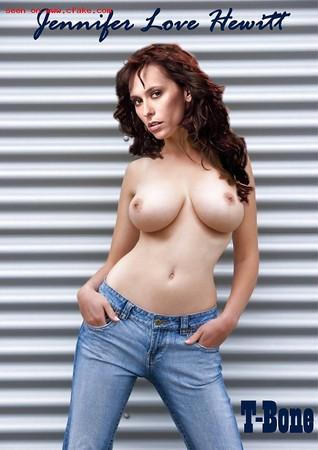 Naked Photos Of Jennifer Love Hewitt photo 2