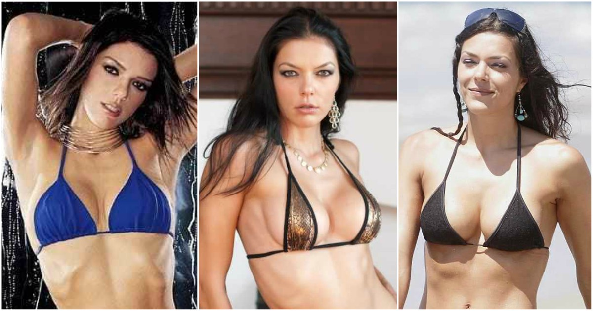 Adrianne Curry Tits photo 19