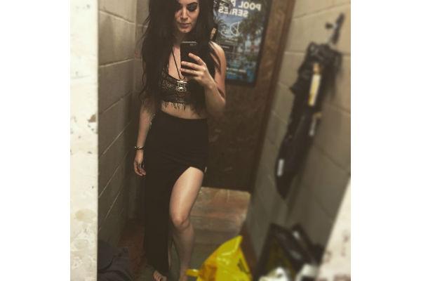 Paige Wwe Hot Instagram photo 14