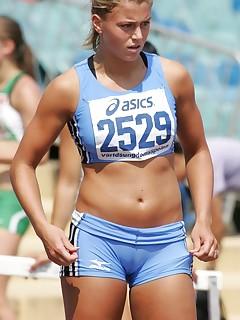 Athlete Pussy Flash photo 17
