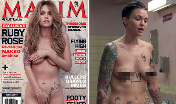 Has Ruby Rose Ever Been Nude photo 29