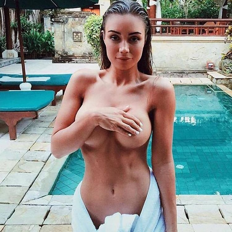 Victoria James Topless photo 24