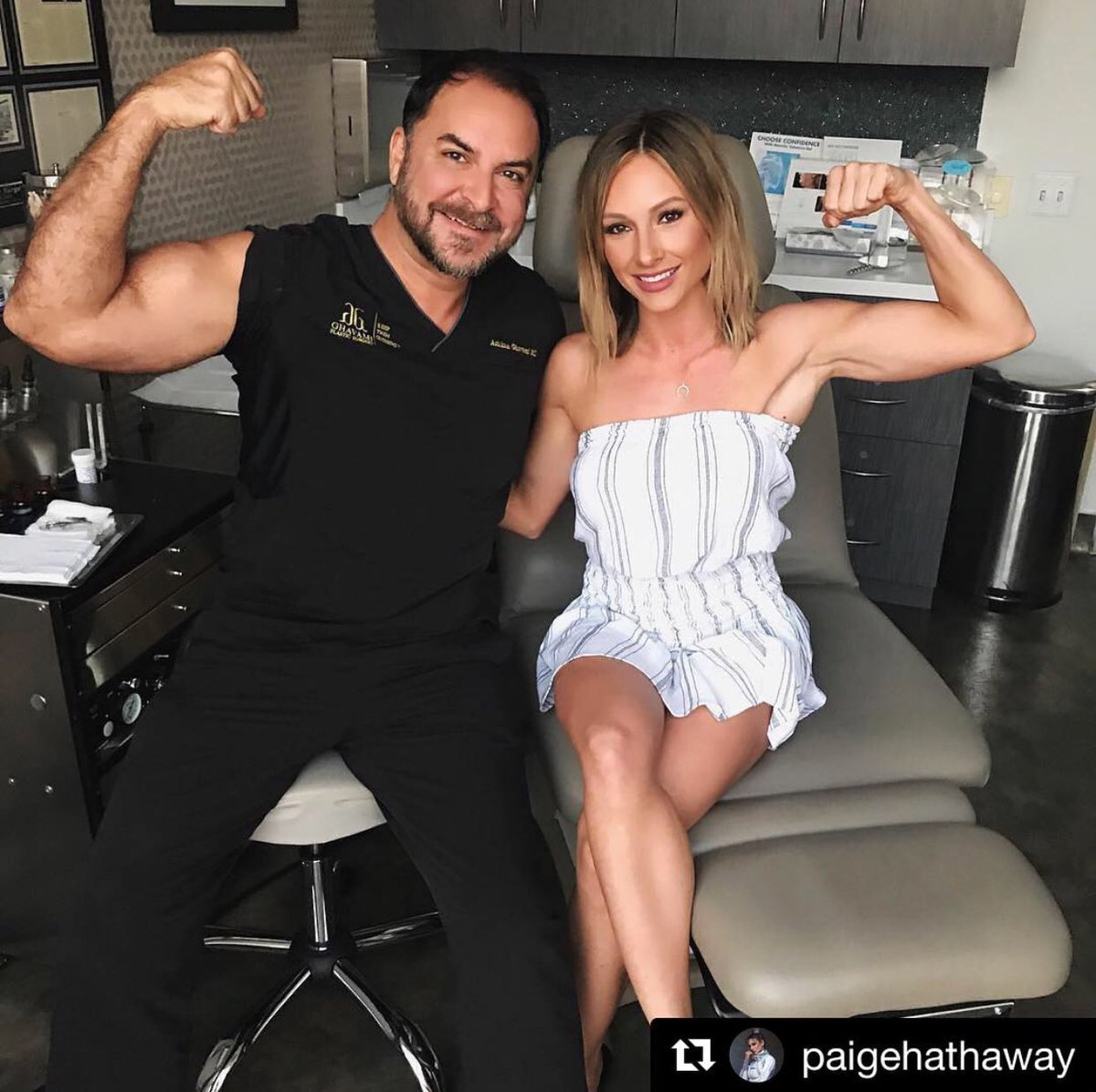 Does Paige Hathaway Have Butt Implants photo 10