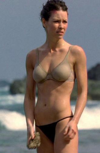 Evangeline Lily Bikini photo 1