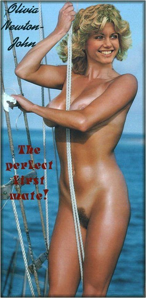Nude Pics Of Olivia Newton John photo 24