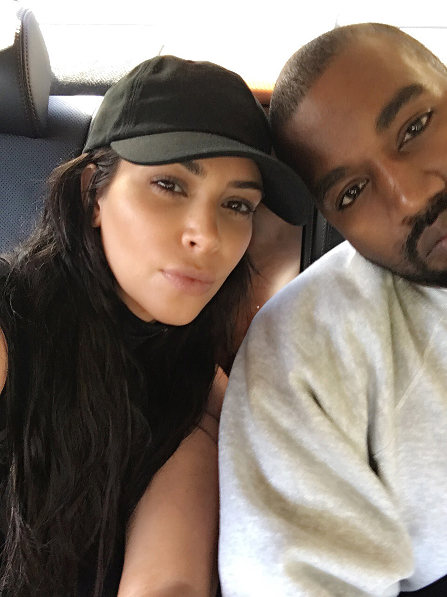 Kim Kardashian Selfish Pictures photo 1