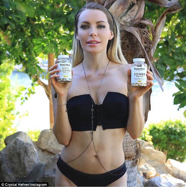 Crystal Hefner Tits photo 27