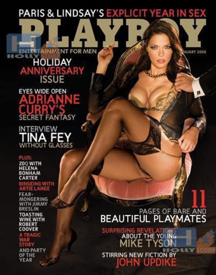 Adrianne Curry Tits photo 14