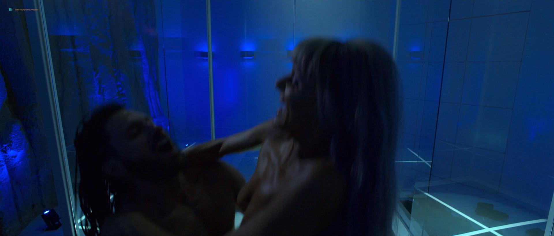 Eliza Coupe Topless photo 8