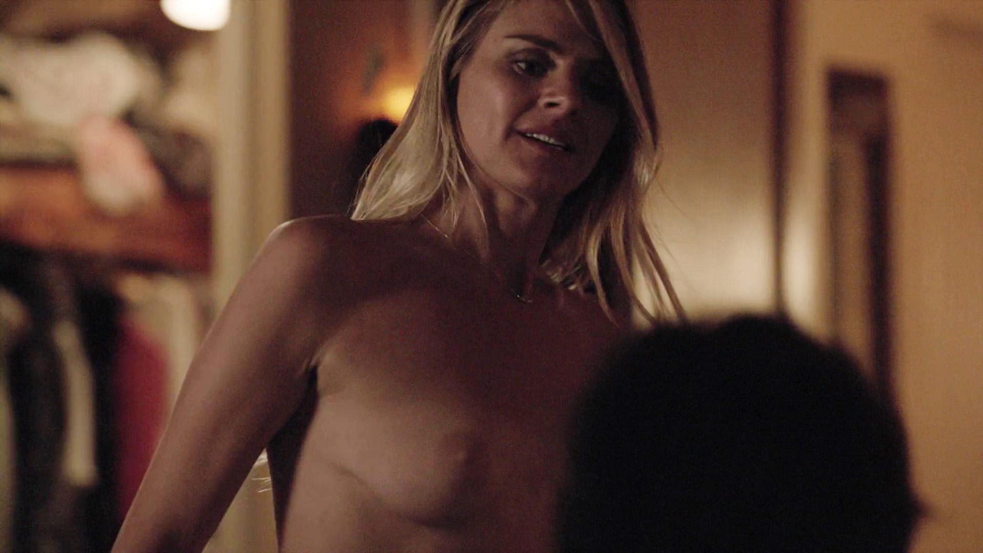 Eliza Coupe Topless photo 10