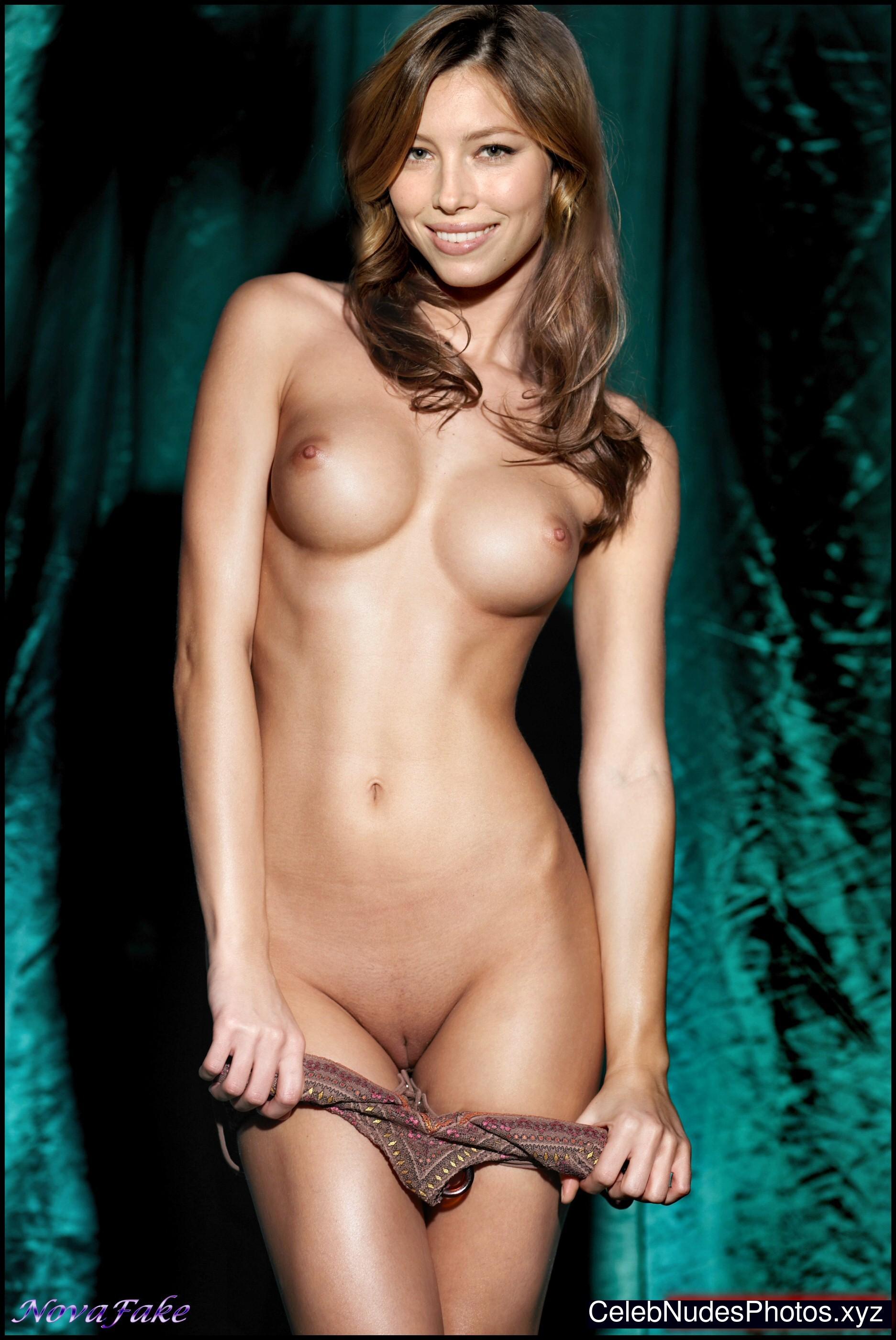 Jessica Biel Naked Video photo 3