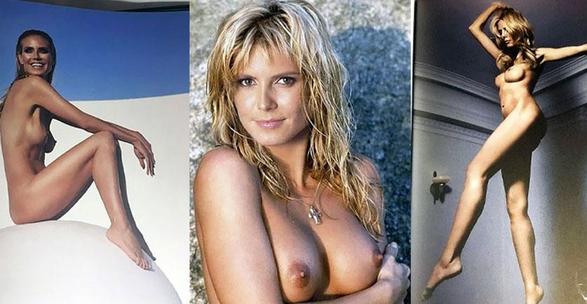 Heidi Klum Naked Photo photo 20