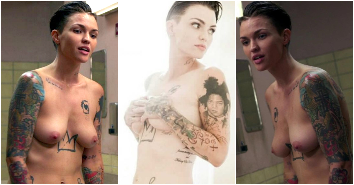 Has Ruby Rose Ever Been Nude photo 2