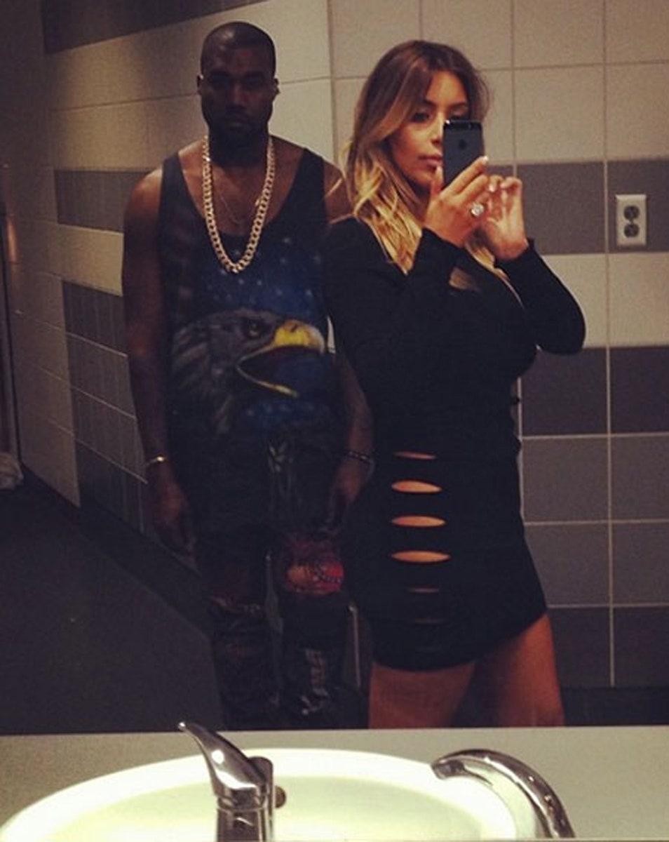 Kim Kardashian Selfish Pictures photo 29