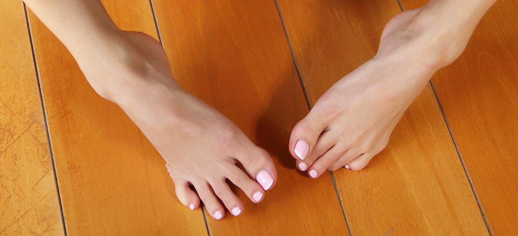 Gloria Sol Feet photo 1