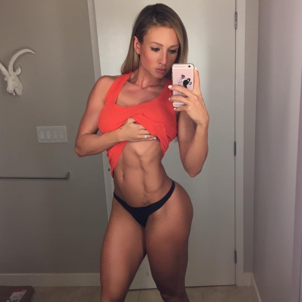 Does Paige Hathaway Have Butt Implants photo 22