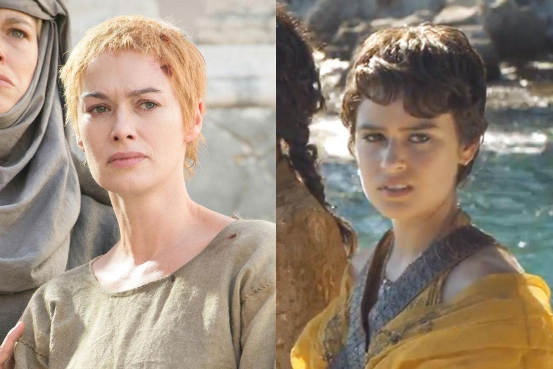 Cersei Lannister Hot Scene photo 30