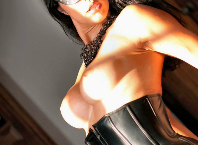 Adrianne Curry Tits photo 15