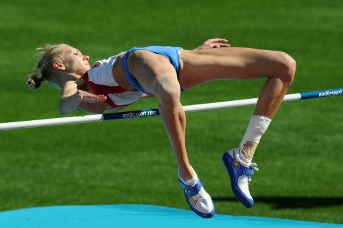 Athlete Pussy Flash photo 30