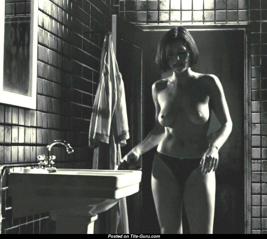 Carla Gugino Nipple photo 18