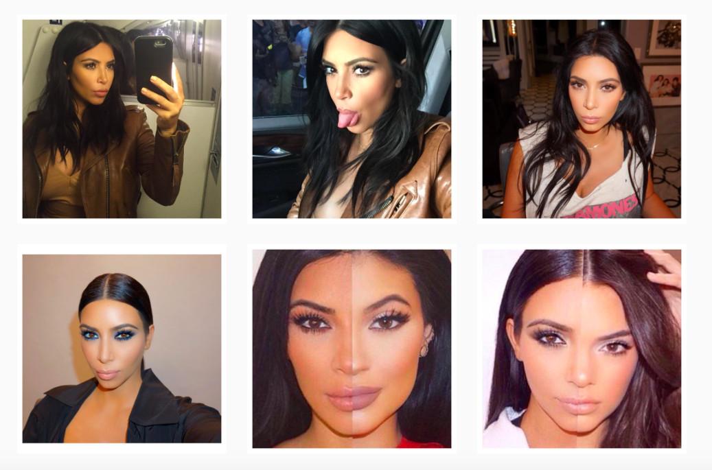 Kim Kardashian Selfish Pictures photo 26