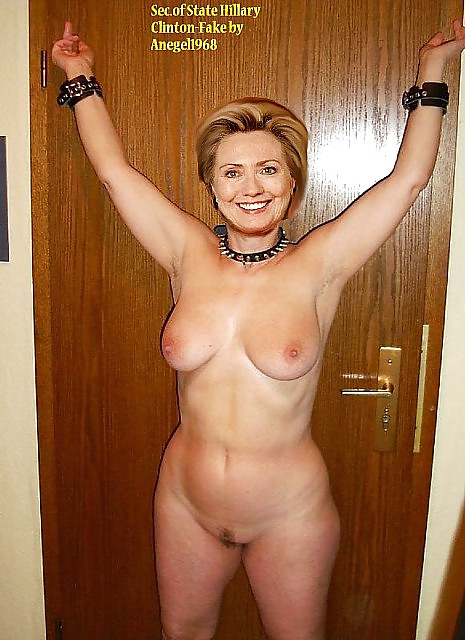 Naked Pictures Of Hillary photo 22