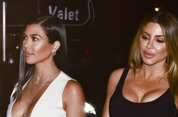 Kourtney Kardashians Boobs photo 19