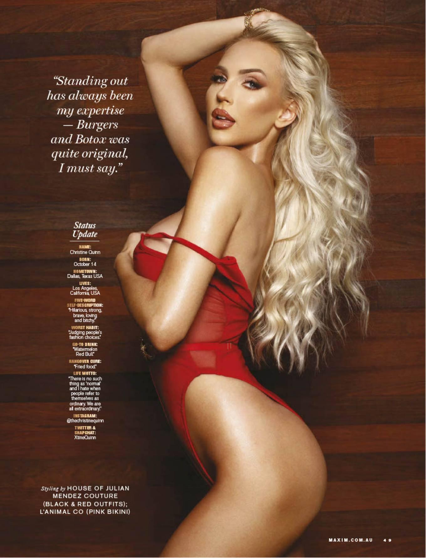 Scarlett Johansson Maxim photo 23