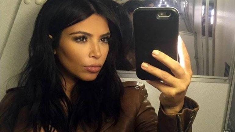 Kim Kardashian Selfish Pictures photo 27
