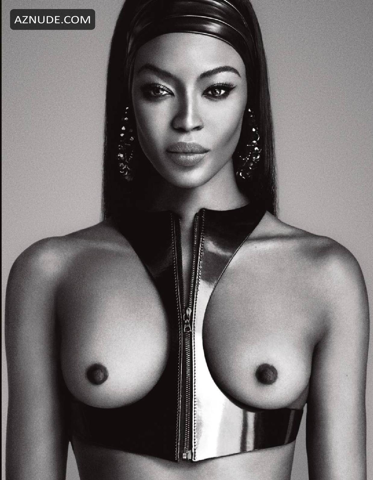 Naomi Topless photo 25
