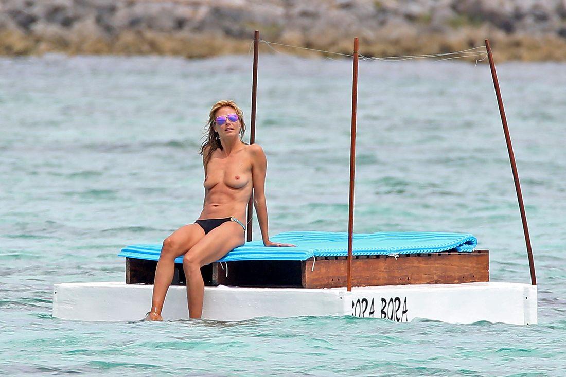 Heidi Klum Naked Photo photo 18