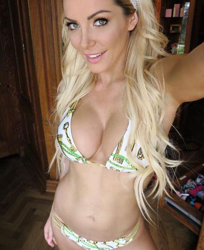 Crystal Hefner Tits photo 15
