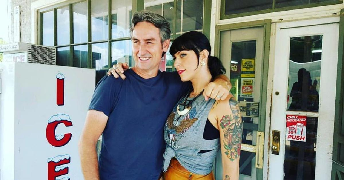 Danielle Off Of American Pickers photo 2