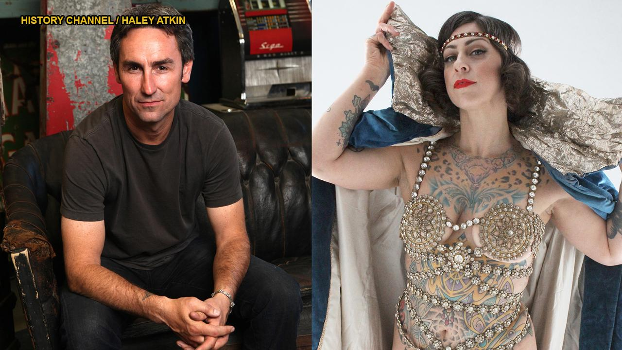 Danielle Off Of American Pickers photo 8