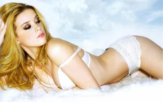 Amber Heard Lingerie photo 21