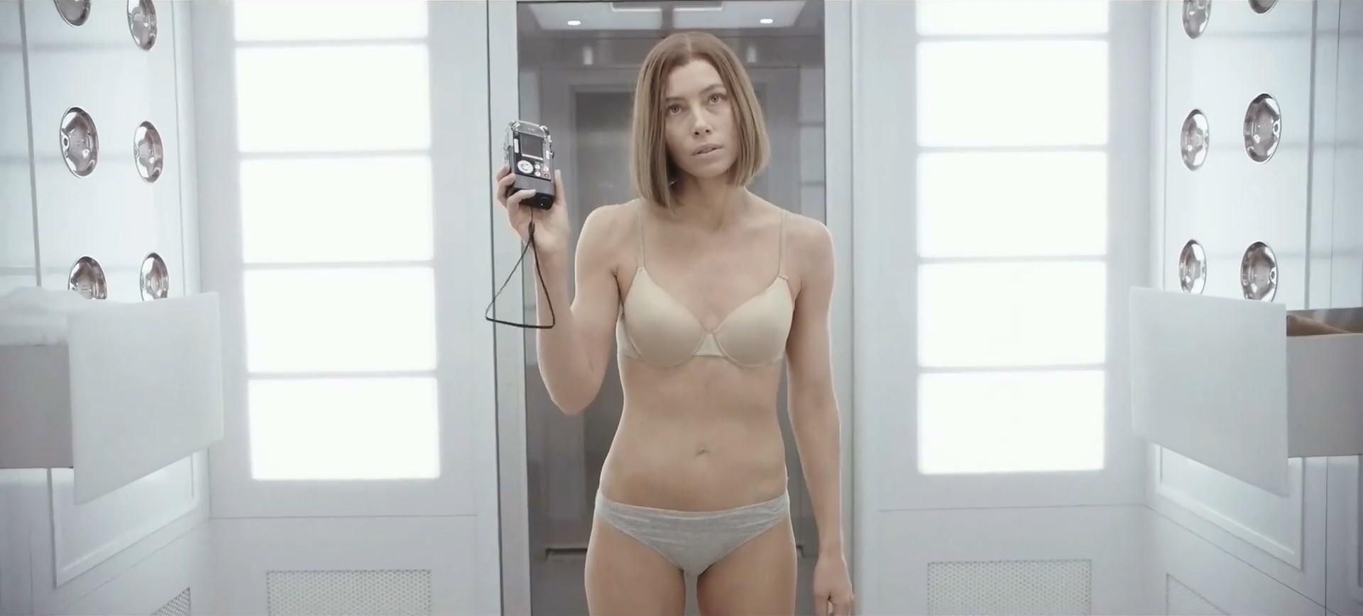 Jessica Biel Naked Video photo 1