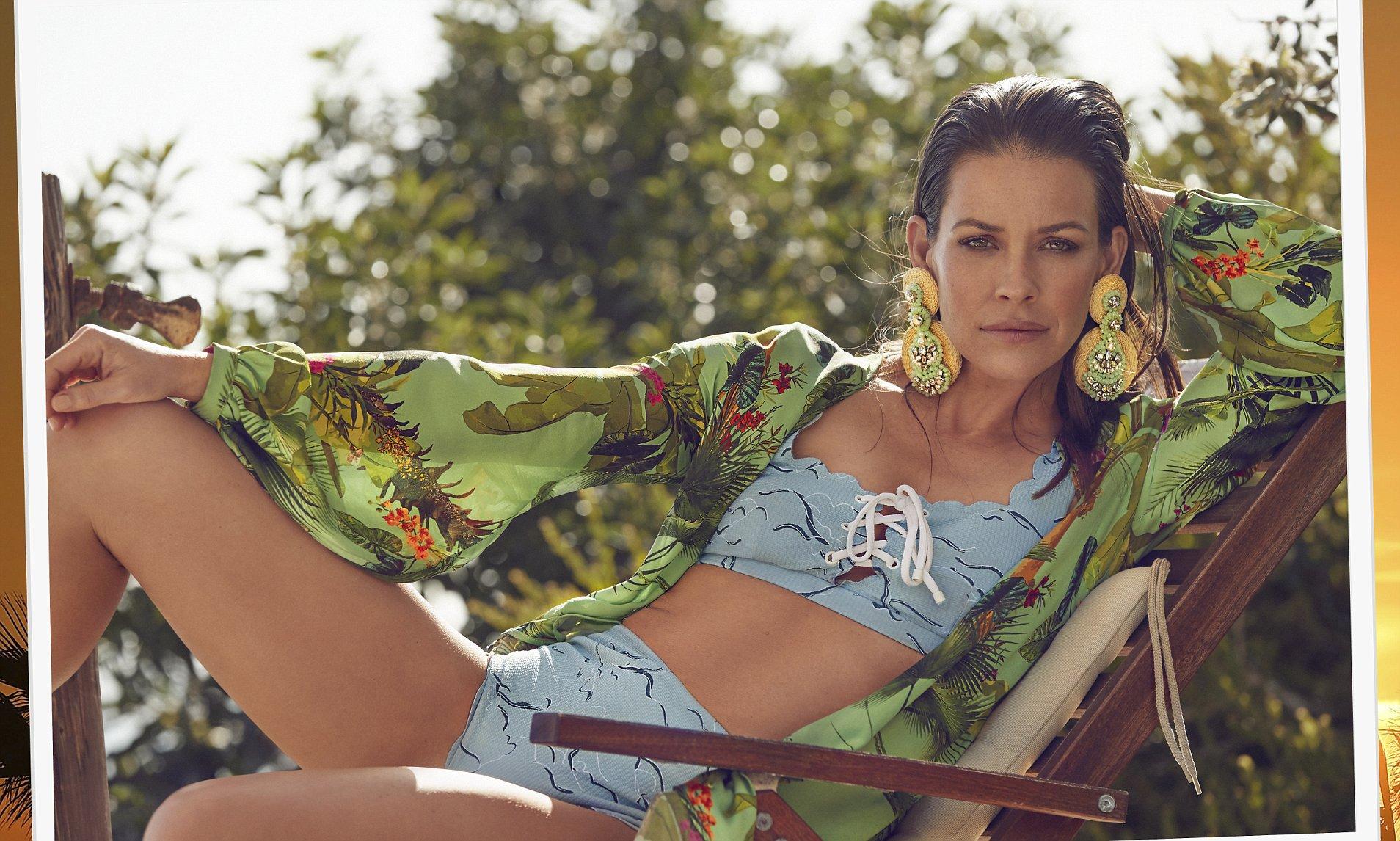 Evangeline Lily Bikini photo 25