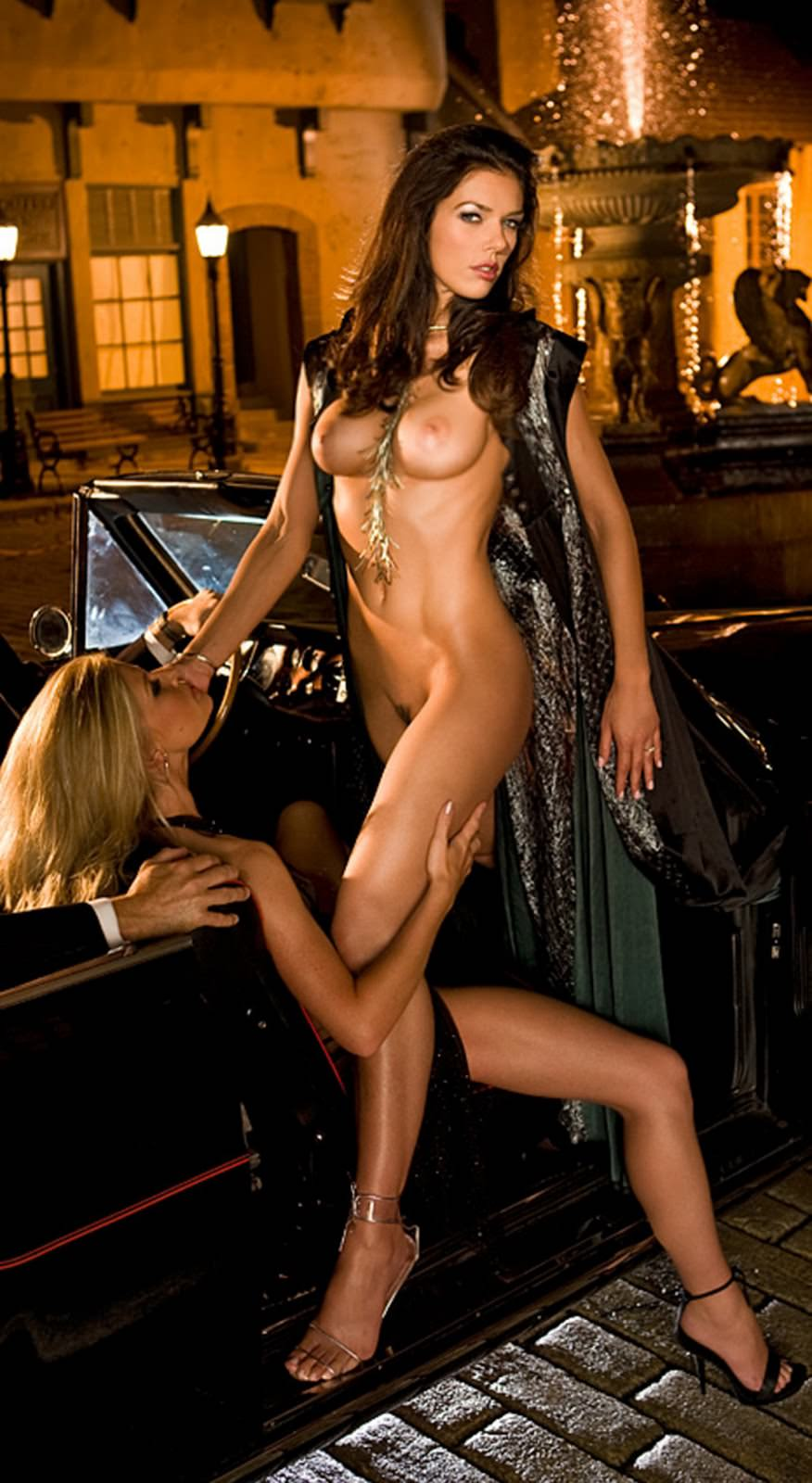 Adrianne Curry Tits photo 7
